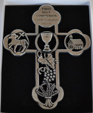 1st Communion Symbol Cross