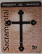 Lg Sacramental wall cross