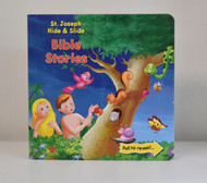 H.S Bible Stories - cover