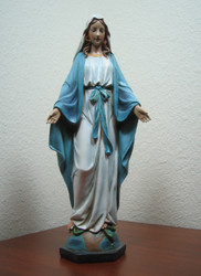 Our Lady of Grace by Joseph's Studio - 10""