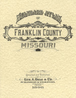 1898 Standard Atlas of Franklin County, Missouri