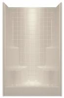 Aquarius Gelcoat 48 x 35.5 Residential Shower