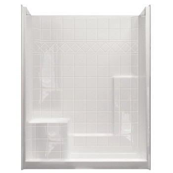 Aquarius | Gelcoat | Shower Stall | Shower Surround | CHM 6032 SH