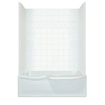 Aquarius Choose Home Series 60 X 32 Tub Shower Combination