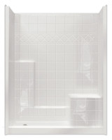 "Aquarius  60"" x 33"" 