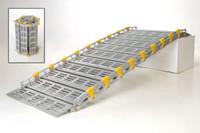 Roll-A-Ramp 15'x26''Ramp A12614A9