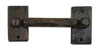 Barnwood Hand Towel Bar 12""