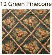 12 Pine Cone