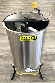 4 Frame Hand Crank Maxant Extractor with Legs