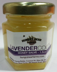 Lavender Cocoa Honey Salve