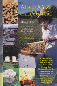 ABC-XYZ Of Bee Culture Book