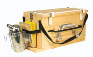 Beekeeper's Tool Box Complete w/ Tools