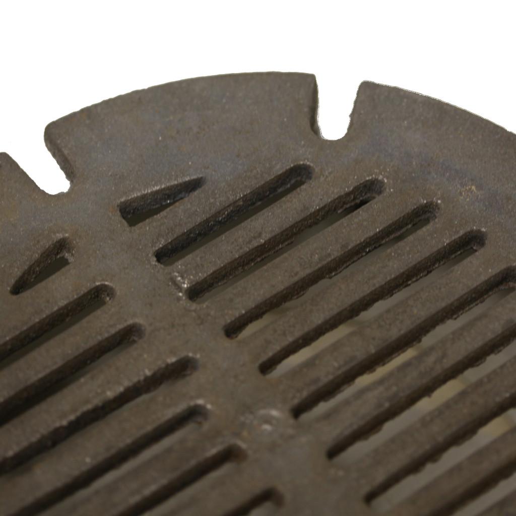 Metal Grate - (Large) w/ceramic disk