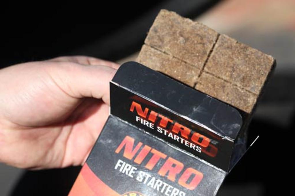 Nitro Firestarters (Case of 10)