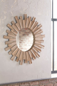 Donata - Natural - Accent Mirror