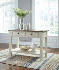 Bolanburg Two-tone Sofa Table