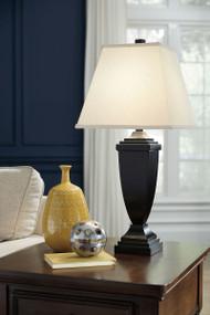 Amerigin - Bronze Finish - Poly Table Lamp (2/CN)