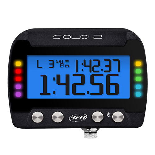 NEW! AiM SOLO 2 Lap Timer