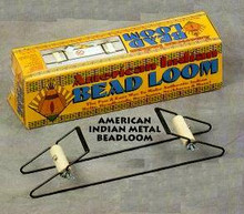 Metal Bead Loom Kit, (1 loom)