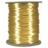 Satin Cord (Rat Tail), Maize, 3mm, 12 yard length, (12 yards cut)
