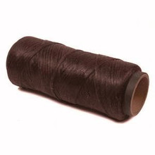 Artificial Sinew, Dark Brown, 4 ounce spool (apprx 150 yards), (1 spool) (closing out product)
