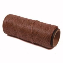 Artificial Sinew, Medium Brown, 4 ounce spool (apprx 150 yards), (1 spool) (closing out product)