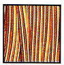 "French Wire (coiled bullion), ""New"" Gold-Plated, Heavy Thickness, packaged, 1.1mm diameter, apprx 14"" length, (1 pkg)"