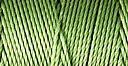 C-LON TEX 400 BEAD CORD, braided nylon multi-filament cord,  .9mm, 43 yards per bobbin, olivine, (1 large bobbin)