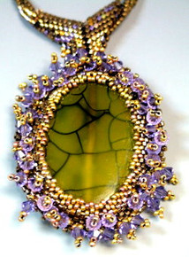 BEZELWORKS PENDANT w/STRAP CLASS (2-Day class fee; kit purchased separately))