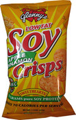 Glenny's Apple Cinnamon Soy Crisps, Case of 24 x 1.3 oz.