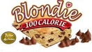 Glenny's 100 Calorie Blondie Chocolate Chip, 1.45 oz