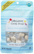 Yummy Earth Organic Candy Drops Wild Peppermint, 3.3 oz.