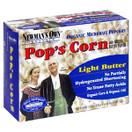 Newman's Own Pop's Corn Organic Microwave Popcorn Light Butter, 9 oz.