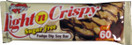 Glenny's Light n Crispy Chocolate Chip Cookie Dough Bar, .56 oz
