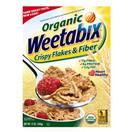 Barbara's Bakery Organic Weetabix Crispy Flakes & Fiber Cereal, 12 oz.