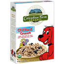 Cascadian Farm Organic Kids Clifford Crunch Cereal, 12.25 oz.