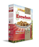 Erewhon Organic Crispy Brown Rice Original, Case of 6 x 10 oz.