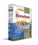 Erewhon Organic Crispy Brown Rice Gluten Free Cereal, Case of 6 x 10 oz.