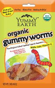 Yummy Earth Organic Gummy Worms, 5 oz.