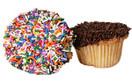 Heaven Mills Gluten-Free Sprinkle Cupcakes, 13 oz.