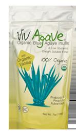 Organic agave inulin