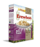 Erewhon Whole Grain Rice Twice Gluten Free Cereal