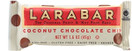 Larabar Coconut Chocolate Chip Bar, 1.6 oz.