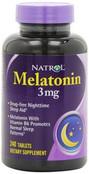 Natrol Melatonin 3mg, 240 Tablets