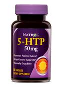 Natrol 5-HTP 50mg, 60 Capsules