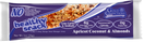 Gold Confections Apricot Coconut & Almonds Healthy Bars, 1 oz (Pack of 12)