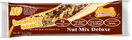 Gold Confections Nut Mix Deluxe Healthy Snack Bars, 1oz (Pack of 12)