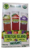 Stretch Island Organic Fruit Leather Strips