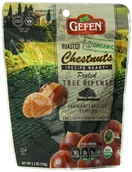 Gefen Organic Roasted Chestnuts, 5.2 oz.