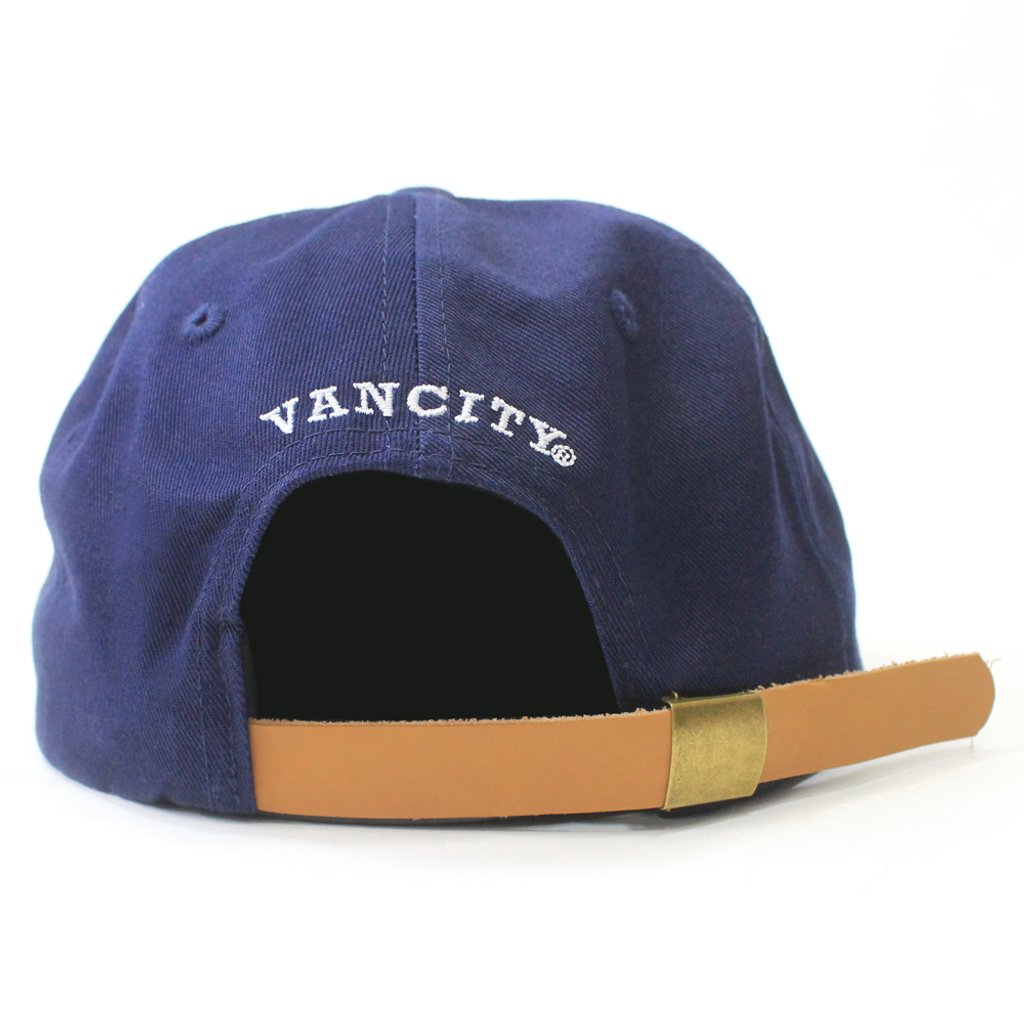 V Cap - Rich Navy